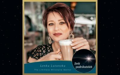 Cesta k mezinárodně uznávané mentorce a koučce – Lenka Lutonská
