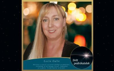 Jak rychleji aefektivněji podnikat – Lucie Galle